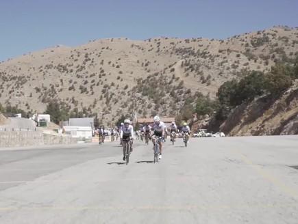 """רוכבים 400 ק""""מ למען ישראל (צילום: FIDF ,FIDF)"""