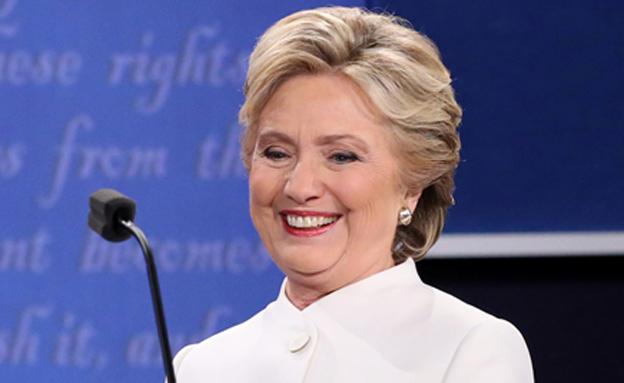 עימות הבחירות האחרון בין קלינטון לטראמפ (צילום: רויטרס)