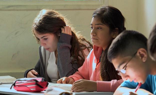 בית ספר לתקווה (תמונת AVI: שידורי קשת ,שידורי קשת)