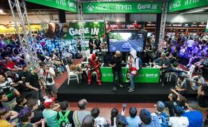 פסטיבל הגיימינג GameIn 2016 בתל אביב (צילום: אביתר ניסן)