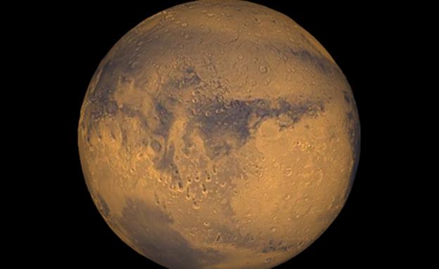 אילוסטרציה: כך תנחת הגשושית על מאדים (צילום: רויטרס)