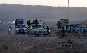 """ניצחון נוסף במאבק נגד דאע""""ש (צילום: רויטרס)"""