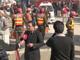כוחות ביטחון רבים זרמו לזירה | ארכיון (צילום: רויטרס)