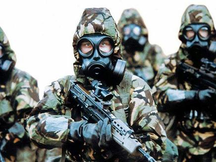 ערכות מגן על החיילים העירקים