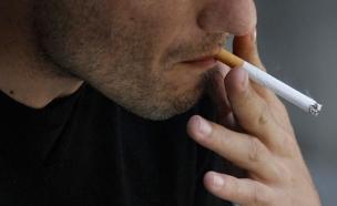 1 מכל 4 גברים בישראל מעשן (צילום: רויטרס)