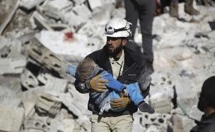 מלחמת האזרחים בסוריה (צילום: רויטרס)