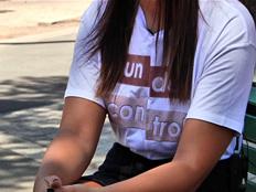 בחורה שהתלוננה על אונס (צילום: חדשות 2)
