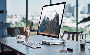 מחשב Surface Studio של מיקרוסופט (צילום: מיקרוסופט ,מיקרוסופט)