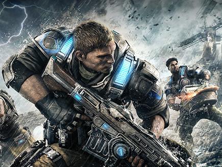Gears of War 4 (צילום: יחסי ציבור ,יחסי ציבור)
