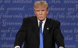 """טראמפ. """"קרא 'לאבטח' קלפיות ליד מיעוטים"""" (צילום: רויטרס)"""