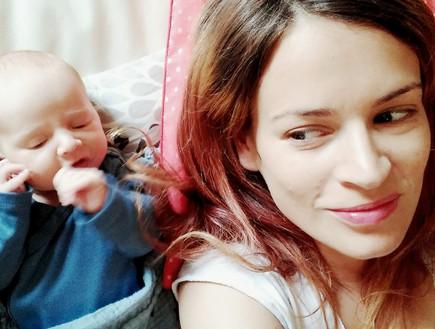 עינת אקר ורנה (צילום: צילום ביתי)
