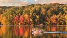 סתיו בקונטיקט, ארצות הברית (צילום: Romiana Lee, Shutterstock)
