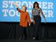 הילארי קלינטון ומישל אובמה (צילום: רויטרס)