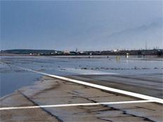 שדה התעופה באילת (צילום: חדשות 2)