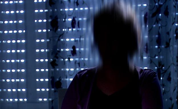 """""""פחדתי ועכשיו לא"""" (צילום: חדשות 2)"""