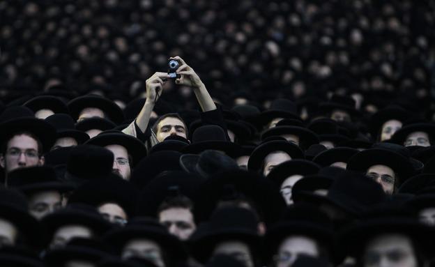 חרדים, חרדי, מצלמה, צילום (צילום: חדשות 2)