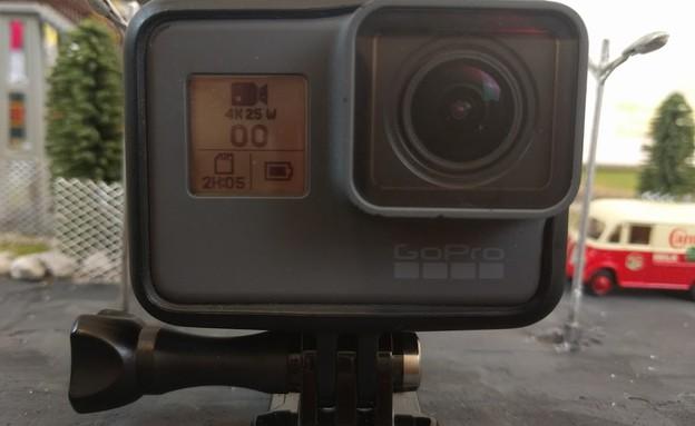 גופרו הירו 5 בלאק (צילום: אהוד קינן ,NEXTER)