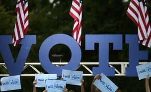 על מה עוד יצביעו האמריקנים (צילום: רויטרס)