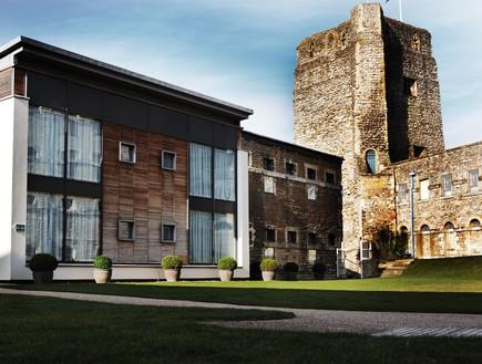 כלא שהפך למלון בוטיק, אוקספורד בריטניה