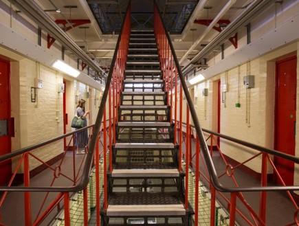 כלא שהפך למרכז תצוגה