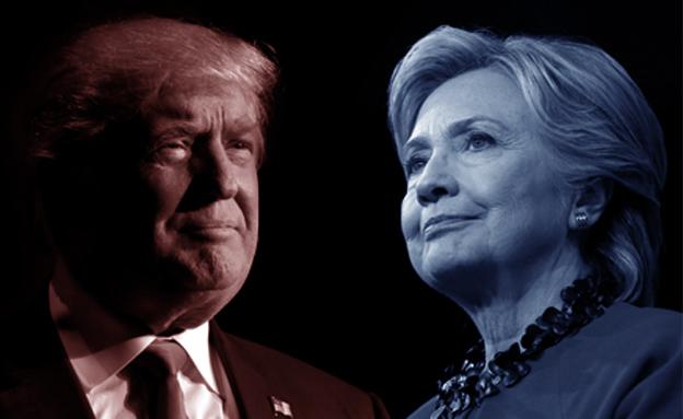 """בחירות ארה""""ב (צילום: חדשות 2)"""