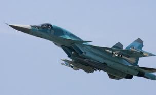 מטוס קרב רוסי, ארכיון (צילום: רויטרס)