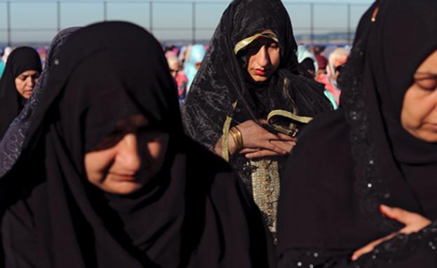 זינוק בפשעי השנאה נגד מוסלמים (צילום: רויטרס)