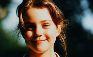 הילדה הקטנה שהפכה לכוכבת (צילום: צילום ביתי ,mako)