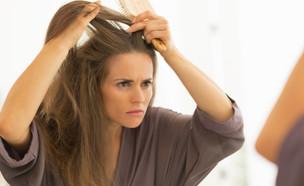 שיער שיבה (צילום: shutterstock)