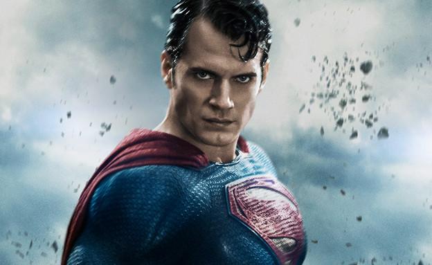 סופרמן (צילום: יחסי ציבור ,מעריב לנוער)