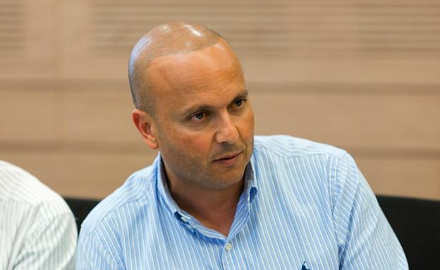 איתמר שמעוני ראש עירית אשקלון (צילום: חדשות 2)