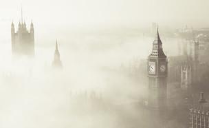 אסון הערפל לונדון (צילום: Getty Images)