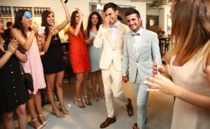 החתונה הגאה של יוסי ושי (צילום: שי-לי עוזיאל)