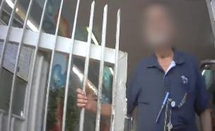 """זו הקלות בה ניתן להיכנס לביה""""ס - ללא כל בדיקה (צילום: חדשות 2)"""
