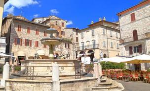 אסיזי, איטליה (צילום:  Inu, Shutterstock)