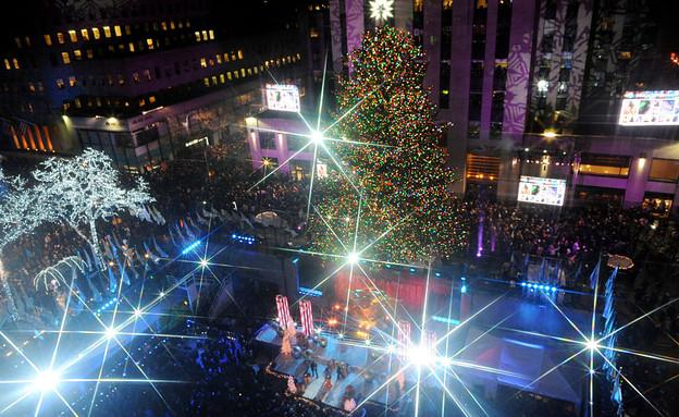כריסמס בניו יורק (צילום: אימג'בנק / Gettyimages ,Getty images)