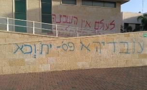 בית הכנסת, היום (צילום: יוסי כהן)