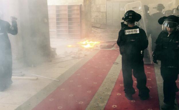 4 פעילים בתנועה האסלאמית נעצרו (צילום: חטיבת דוברות המשטרה)