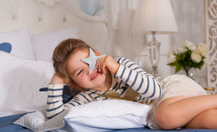 ילדה מפונקת (צילום: shutterstock ,shutterstock)