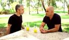 ראיון עם מארק און (צילום: מתוך אנשים ,שידורי קשת)
