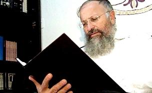 הרב שמואל אליהו (צילום: חדשות 2)