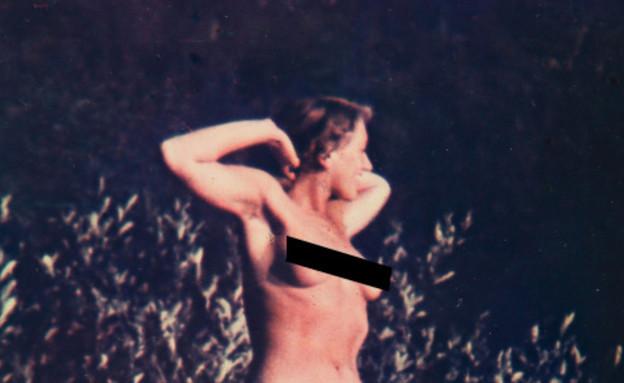 אווה בראון בעירום (צילום: Bild)