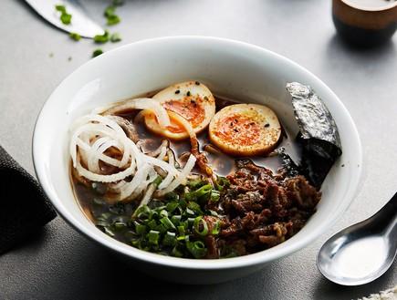 הראמן של דייגו סאן - המנה המושלמת (צילום: אמיר מנחם ,אוכל טוב)