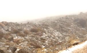 הנקודה הגבוהה בישראל (צילום: חדשות 2)