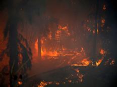 גל השריפות: מה נשאר מההצהרות? (צילום: רויטרס)