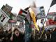 הפגנת BDS, ארכיון (צילום: רויטרס)