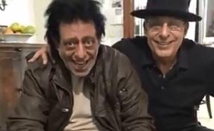 שימי תבורי ויהודית באומן (צילום: facebook.com ,mako)