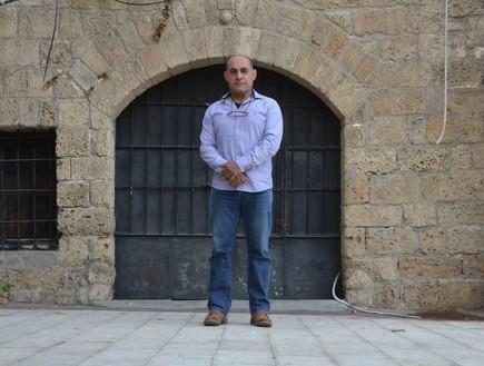 עזאם עזאם (צילום: ארז כגנוביץ)