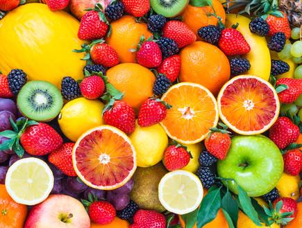 פירות (צילום: shutterstock)