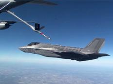 """צפו: מטוסי ה""""אדיר"""" החדשים (צילום: דובר צה""""ל)"""